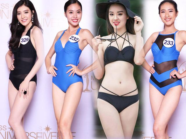 Bí mật hậu trường Hoa hậu Hoàn vũ Việt Nam 2017