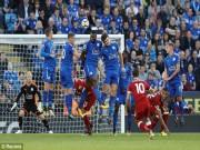 Bóng đá - Leicester - Liverpool: Nghẹt thở 5 bàn, tiếc nuối penalty