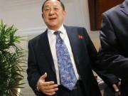 """Ngoại trưởng Triều Tiên:  """" Bắn tên lửa vào Mỹ là không thể tránh khỏi """""""