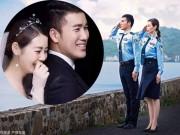 Chuyện tình của cặp đôi cảnh sát  bước ra từ ngôn tình