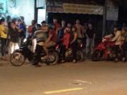 2 nữ sinh bất động trên đường, xe máy gây tai nạn phóng đi như  tên bắn