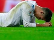 Ronaldo ở Real: Sút 18 ăn 0 quên cách ghi bàn, phải giở  trò bẩn