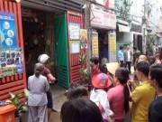 Cháy điểm giữ trẻ ở Sài Gòn, cảnh sát điều 10 xe chuyên dụng dập lửa