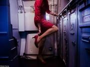 Ảnh: Cuộc sống bí ẩn của tiếp viên hàng không trên 9.000 mét