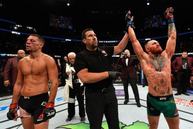 Tin thể thao HOT 25/9: Conor McGregor - Nate Diazchuẩn bị tái đấu 1