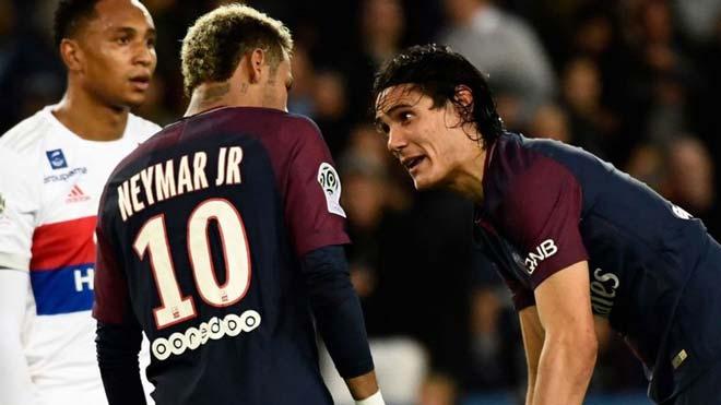 """Neymar – PSG và góc khuất """"băng đảng"""": Cavani sẽ """"thảm"""" như Lâm """"Tây""""? (P3)"""