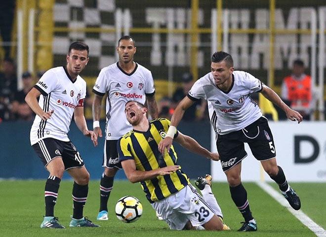 """Choáng: """"Máy chém"""" Pepe và trận cầu 12 thẻ vàng, 5 thẻ đỏ ở Thổ Nhĩ Kỳ - 3"""