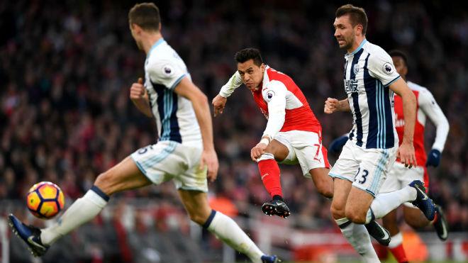 Arsenal – West Brom: Không được phép sa chân 2