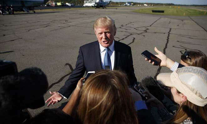"""Scandal thể thao Mỹ: VĐV """"nổi loạn"""", Tổng thống Trump """"dẹp hết"""" 3"""