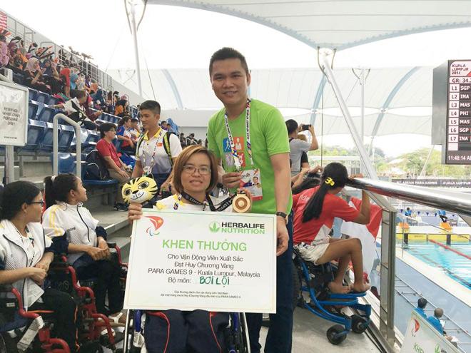 Asean Para Games 9: HCV danh giá từ những người vượt lên số phận 1