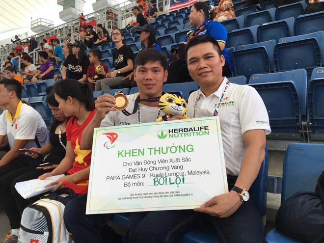 Asean Para Games 9: HCV danh giá từ những người vượt lên số phận 3