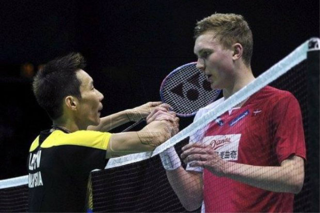 """""""Siêu nhân"""" cầu lông: Hạ bốn số 1 thế giới, Lee Chong Wei - Lin Dan ôm hận 1"""