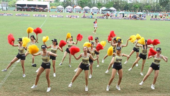 Ẩn số chức vô địch giải bóng bầu dục Wolf Blass Saigon 10's mùa 3 đã có lời giải 6