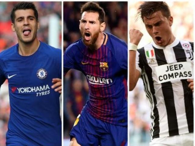 """Messi """"tịt"""" trước SAO 20 tuổi: Sóng dữ chờ """"siêu nhân"""" và Barca 2"""