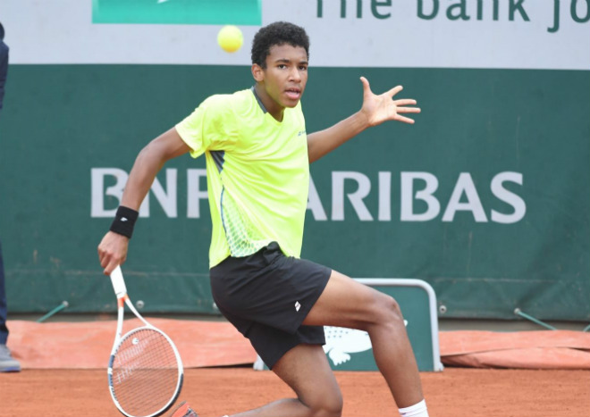 Bảng xếp hạng tennis 25/9: 17 tuổi lọt top 200, vĩ đại chả kém Nadal 1