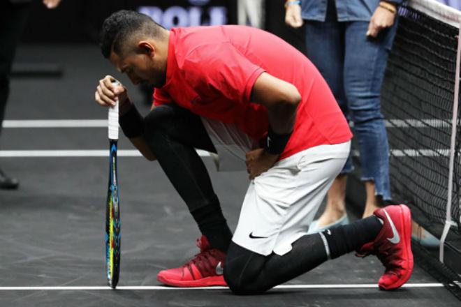 Tennis 24/7: Vô địch Laver Cup, Nadal từ chối kết đôi với Federer 3