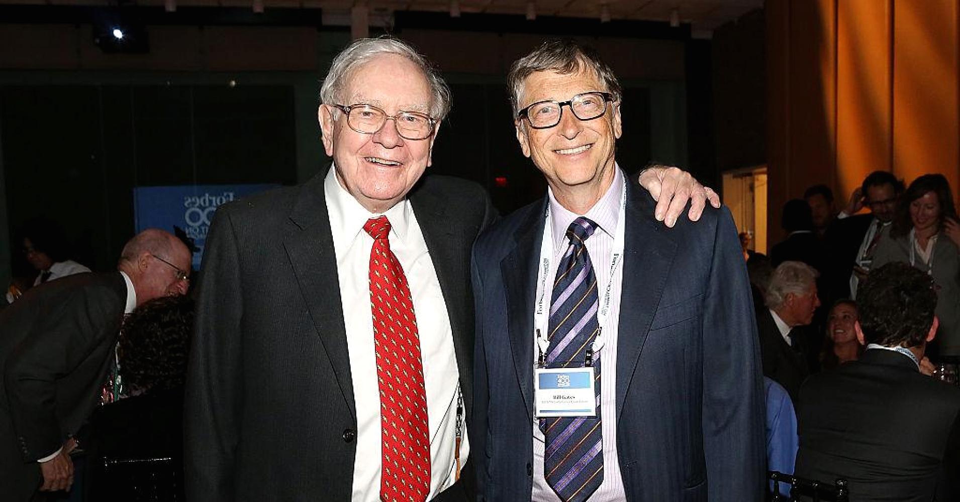 3 người đàn ông giàu nhất nhì thế giới nghĩ gì về thành công? - 1