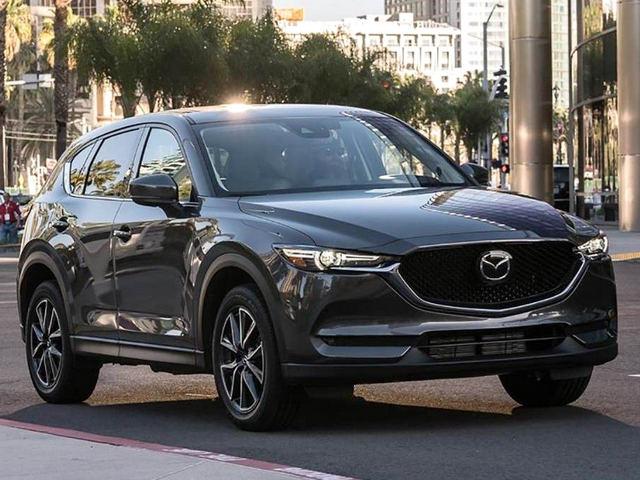Mazda CX-5 2017 lắp ráp nội địa Đông Nam Á giá từ 726 triệu đồng