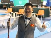 Thể thao - Bi-a: Quốc Nguyện xuất thần hạ nhà vô địch thế giới, đoạt Vàng châu Á
