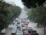Áp thấp nhiệt đới sắp đổ bộ Quảng Ninh-Hải Phòng, Hà Nội mưa lớn