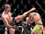 """UFC: Huyền thoại kiêm  """" ma mới """"  cho  Frankenstein  đi gặp bác sỹ"""