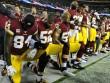 """Scandal thể thao Mỹ: VĐV  """" nổi loạn """" , Tổng thống Trump  """" dẹp hết """""""