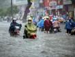 Áp thấp nhiệt đới giật cấp 9 sắp đổ bộ đất liền, nhiều nơi đang mưa to