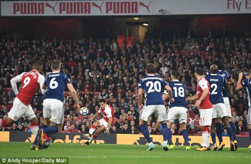 Chi tiết Arsenal - West Brom: Chỉ cần một người hùng (KT) 3