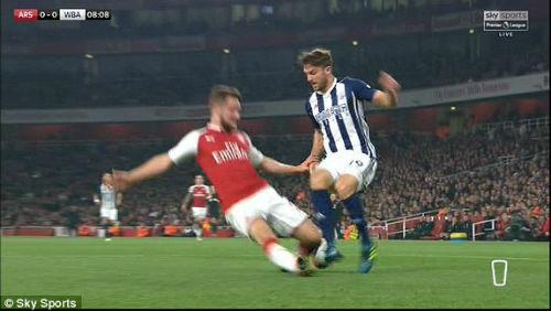 Chi tiết Arsenal - West Brom: Chỉ cần một người hùng (KT) 4