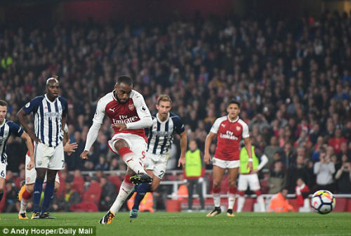 Chi tiết Arsenal - West Brom: Chỉ cần một người hùng (KT) 8