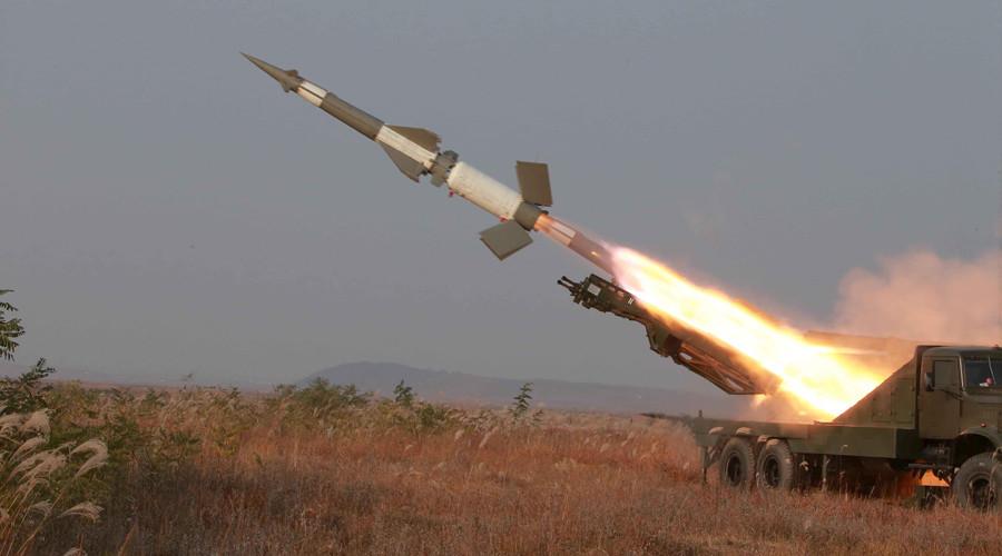 Triều Tiên nói Trump đã tuyên chiến, doạ bắn hạ máy bay Mỹ - 1