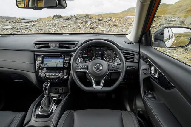 Nissan X-Trail 2018 có giá từ 717 triệu đồng - 2