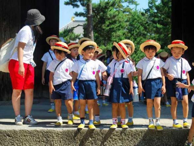 Người Nhật dạy trẻ sáng tạo và biết ước mơ như thế nào?