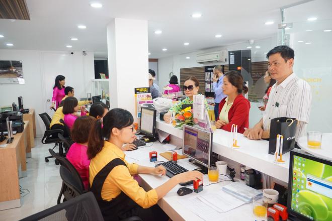 BAC A BANK - chi nhánh Thái Hà chuyển địa điểm mới - 1