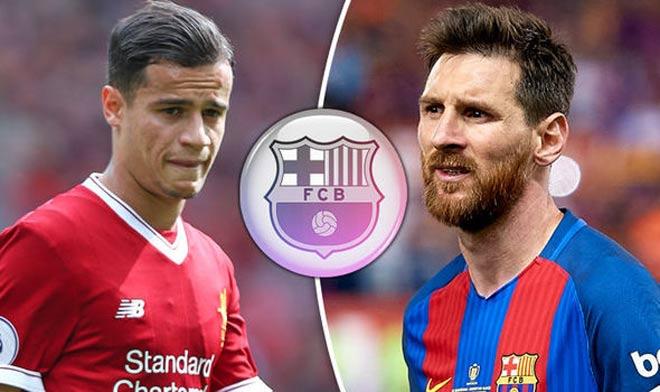 Barca chiều lòng Messi: Mua Coutinho 160  triệu euro ngay tháng 1 - 1