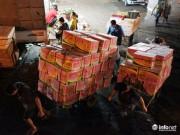 Thị trường - Tiêu dùng - Khó truy xuất nguồn gốc nông sản tại chợ đầu mối