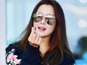 Mỹ nhân tự nhận đẹp nhất Hàn Quốc Kim Hee Sun tới Đà Nẵng