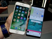 Bí kíp chuyển dữ liệu từ iPhone sang Galaxy Note 8 cực nhanh chóng