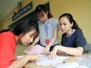 Lộ trình thi THPT, tuyển sinh ĐH năm 2018