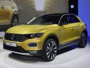 Volkswagen T-Roc chốt giá chỉ từ 553 triệu đồng