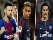 """PSG náo loạn: Cavani dùng Messi  """" cà khịa """"  Neymar, 8 ngôi sao nguy cơ ra đường"""