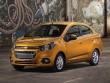 Chevrolet Spark sedan ra mắt, giá từ 203 triệu đồng