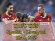 TRỰC TIẾP bóng đá Spartak Moscow - Liverpool: Tìm lối thiên đường