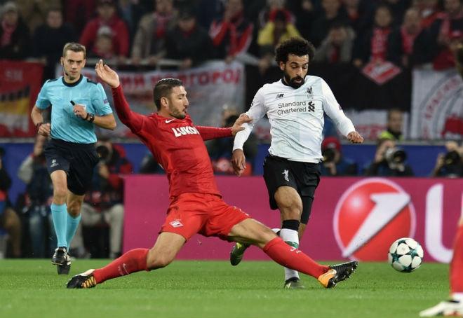 Spartak Moscow - Liverpool: Siêu phẩm mở màn, kết cục mãn nguyện