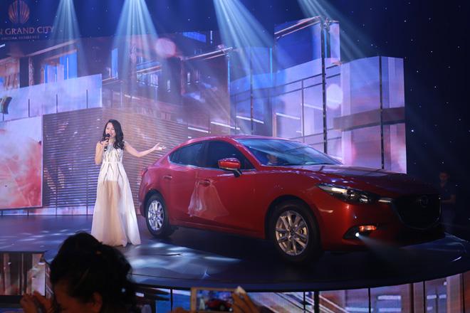 """Xe sang phiên bản 2017 đã tìm được chủ nhân tại Lễ bốc thăm """"Mua Ancora, vi vu Mazda"""" - 1"""