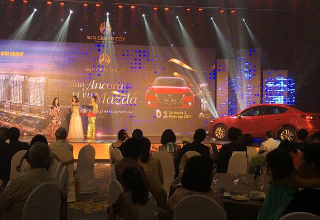 """Xe sang phiên bản 2017 đã tìm được chủ nhân tại Lễ bốc thăm """"Mua Ancora, vi vu Mazda"""" - 2"""
