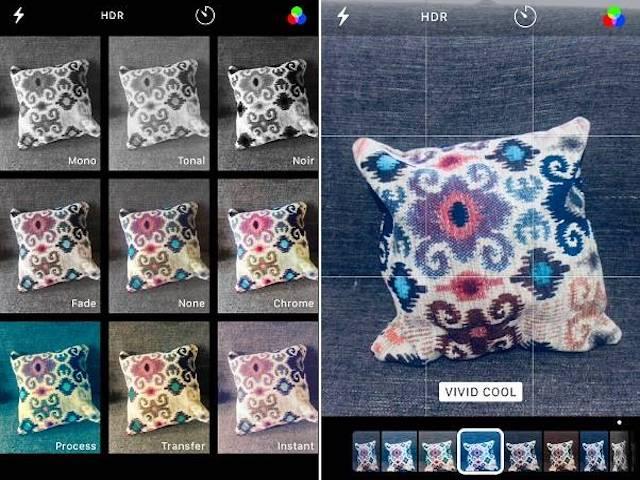 5 thủ thuật giúp bạn tận dụng tối đa sức mạnh của Camera trên iOS 11