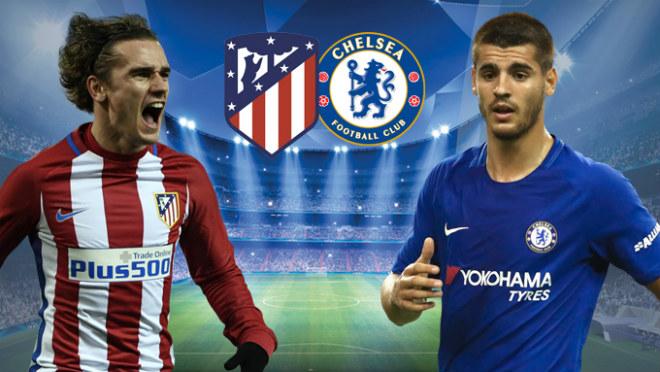 Atletico Madrid – Chelsea: Thiên tài chiến lược, đọ sức cân não 2