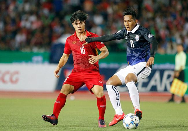 """HLV ĐT Campuchia: """"VFF tìm HLV đưa ĐT Việt Nam dự World Cup"""" - 2"""