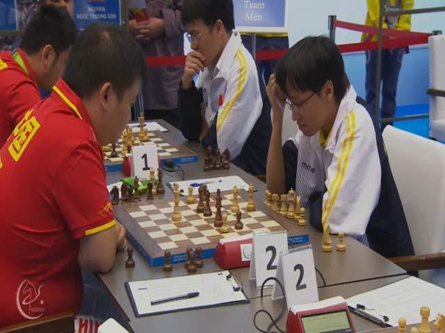 Quang Liêm thắng cao thủ Trung Quốc, đoạt 3 HCV châu Á: Tiếng gọi đẳng cấp 4